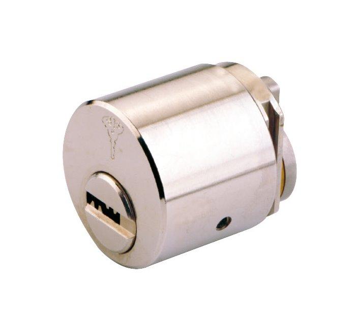 Round Cylinder For Ruko Type Locks Retrofit Cylinders
