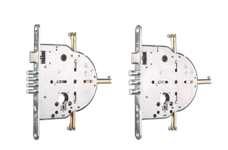 Cerraduras Multipunto de 4-Vías Modelo 235, 265