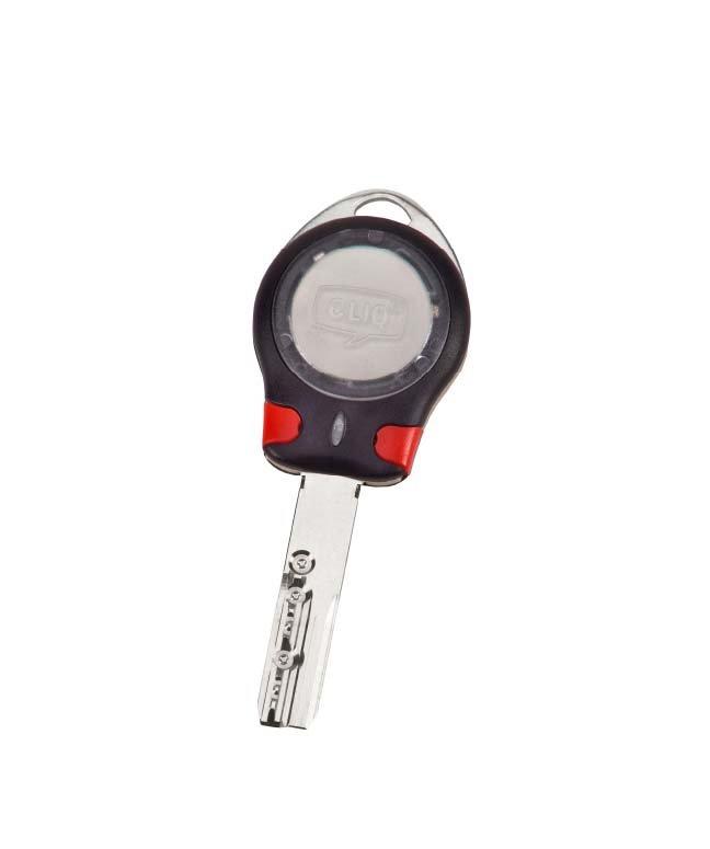 Chiave di controllo (C-Key) CLIQ®