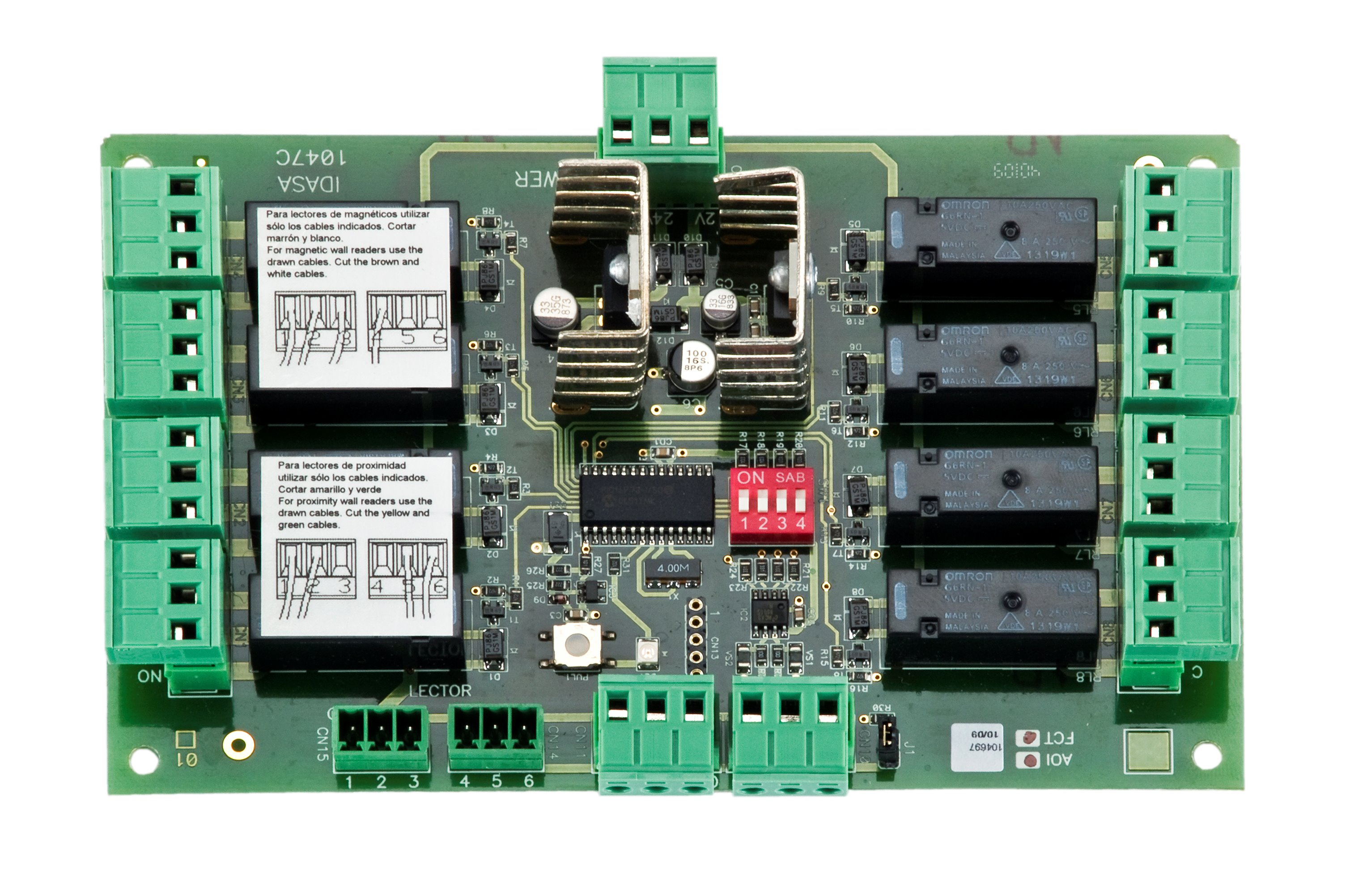 SMARTair™ Relay Card